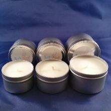 Private Label Candle Tins - Cocnut Wax Candles