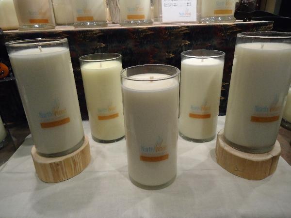 Long Lasting Soy Candles - Never Ending Column