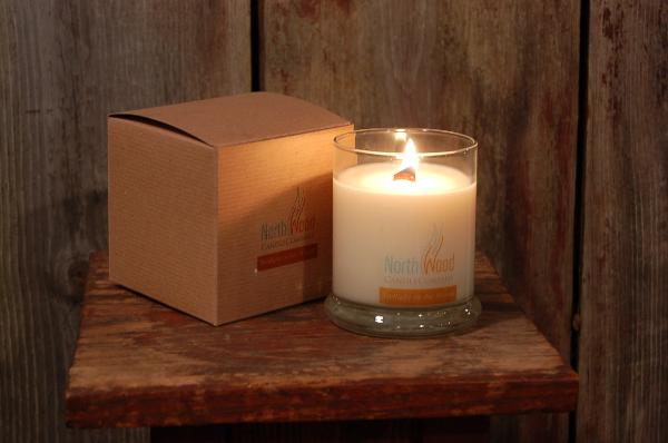 Cracklin Candle - Wood Wick Soy Candle